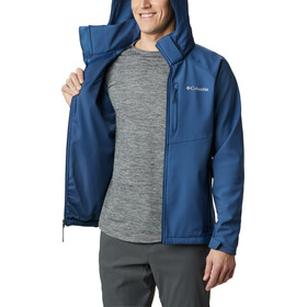 Columbia Cascade Ridge II Softshell Jacket Men night tide